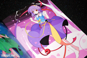 Ideolo's Carnival Fantasy Touhou Book - 3