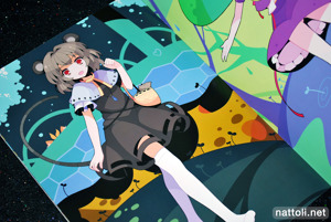 Ideolo's Carnival Fantasy Touhou Book - 8