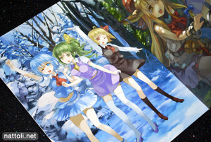 Ideolo's Carnival Fantasy Touhou Book - 14