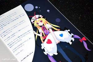 Ideolo's Carnival Fantasy Touhou Book - 15