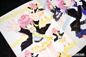 Shugo Chara! Illustrations 2 - 22
