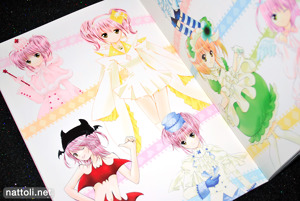 Shugo Chara! Illustrations 2 - 25