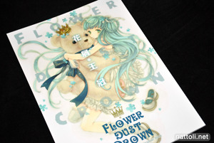 Adumi Tohru's Flower Dust Crown - 11