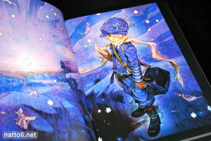 Shine: Tegami Bachi Illustrations - 4