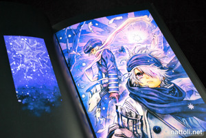 Shine: Tegami Bachi Illustrations - 10