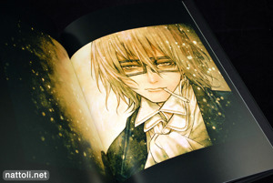 Shine: Tegami Bachi Illustrations - 22