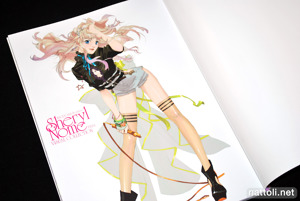 Macross F Visual Collection Sheryl Nome FINAL - 2