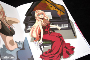 Macross F Visual Collection Sheryl Nome FINAL - 6