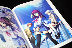 Angel Beats! Official Guide Book - 8