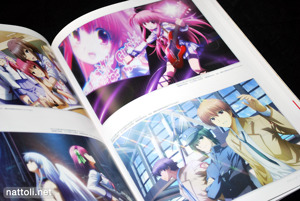 Angel Beats! Official Guide Book - 11