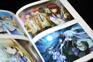 Angel Beats! Official Guide Book - 14