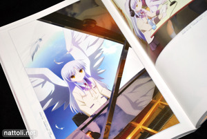 Angel Beats! Official Guide Book - 20