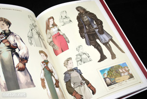 Tactics Ogre Art Works - 19