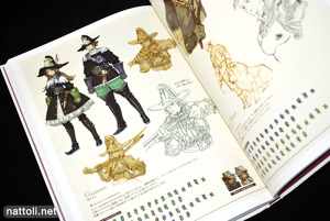 Tactics Ogre Art Works - 23