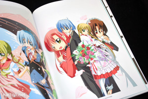 Hayate the Combat Butler Girls Graphics - 17
