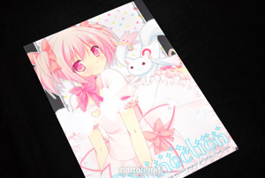 Connection: Madoka Magica Illustration Book - 1