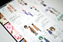Profile Sheets Back