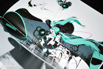 VVW Vocaloid Visual Works by Miwa Shirow - 2