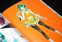 VVW Vocaloid Visual Works by Miwa Shirow - 17