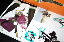 VVW Vocaloid Visual Works by Miwa Shirow - 18