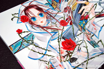 Kiyo Kyujyo Illustrations Trinity Blood Rubor - 5