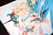 Kiyo Kyujyo Illustrations Trinity Blood Rubor - 10