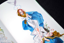 Kiyo Kyujyo Illustrations Trinity Blood Rubor - 22