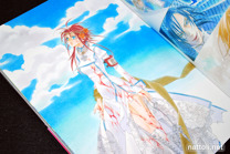 Kiyo Kyujyo Illustrations Trinity Blood Rubor - 24
