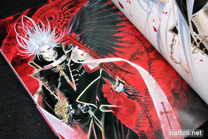 Kiyo Kyujyo Illustrations Trinity Blood Rubor - 32