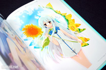 Kowarekake No Orgel Visual Fan Book - 9