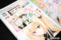 To Love-ru Illustrations Love Color - 9