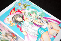 To Love-ru Illustrations Love Color - 30
