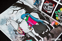Hatsune Miku GRAPHICS Vocaloid Art and Comic - 9