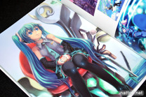 Hatsune Miku GRAPHICS Vocaloid Art and Comic - 11