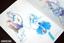 Bungaku Shoujo Fantasy Art Book - 13
