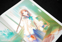 Bungaku Shoujo Fantasy Art Book - 16