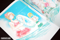 Bungaku Shoujo Fantasy Art Book - 20