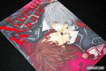 Hino Matsuri Illustrations Vampire Knight - 1
