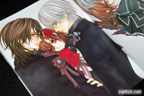 Hino Matsuri Illustrations Vampire Knight - 4