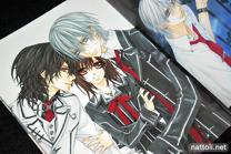 Hino Matsuri Illustrations Vampire Knight - 5
