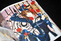 Hino Matsuri Illustrations Vampire Knight - 10