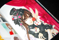Hino Matsuri Illustrations Vampire Knight - 19