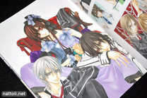 Hino Matsuri Illustrations Vampire Knight - 21