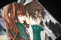 Hino Matsuri Illustrations Vampire Knight - 23