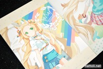 H2SO4's Blonde Blossom Illustration Doujin - 4