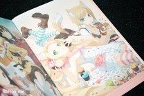 H2SO4's Blonde Blossom Illustration Doujin - 5