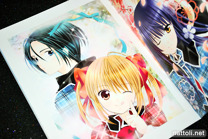 Shugo Chara! Illustrations 2 - 15