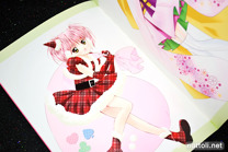 Shugo Chara! Illustrations 2 - 29