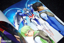 Mobile Suit Gundam 00 Illustrations - 24