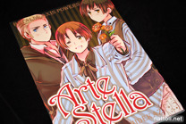 Hetalia Axis Powers Arte Stella Illustrations - 6